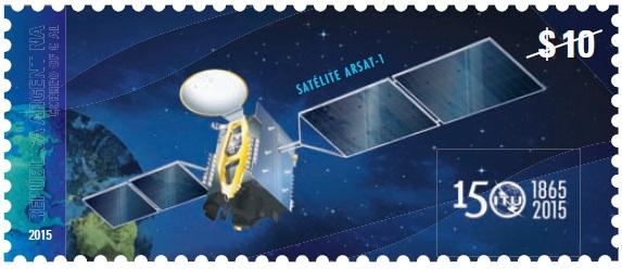 Stamp Argintina