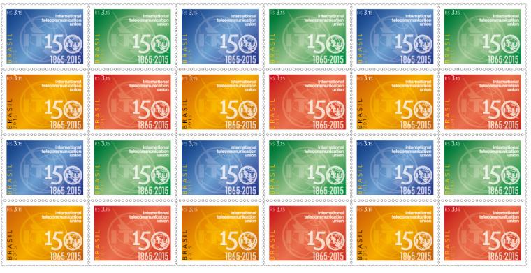 Stamps Brazil